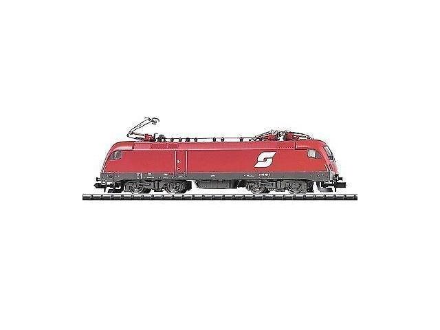 画像1: 鉄道模型 ミニトリックス MINITRIX 12730 OBB BR 1116 電気機関車 Nゲージ