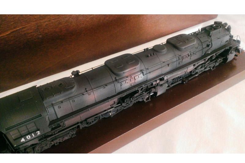 画像5: 鉄道模型 メルクリン Marklin 37992 BIGBOY ビッグボーイ 4012 蒸気機関車 ウェザリング塗装 HOゲージ