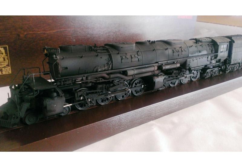 画像3: 鉄道模型 メルクリン Marklin 37992 BIGBOY ビッグボーイ 4012 蒸気機関車 ウェザリング塗装 HOゲージ