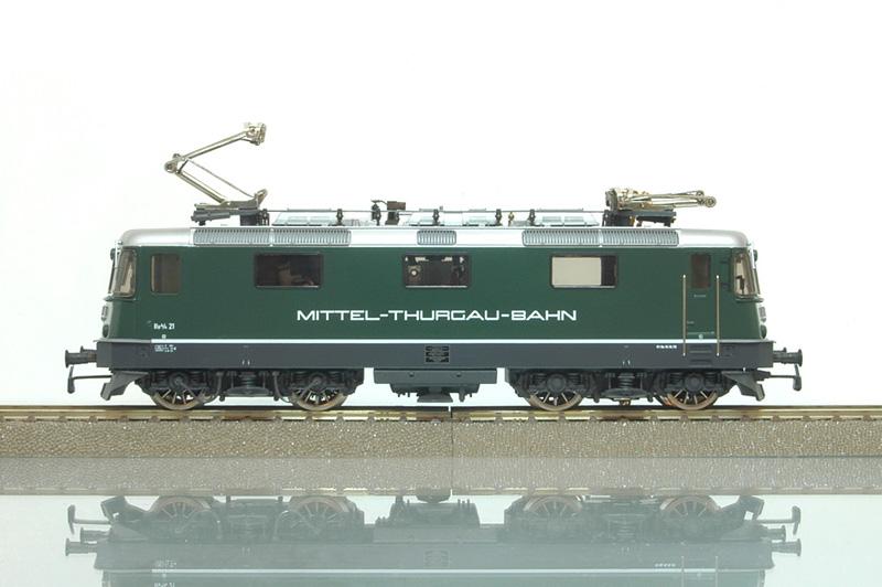 画像1: 鉄道模型 ハグ HAG 273 Re 4/4 電気機関車 HOゲージ