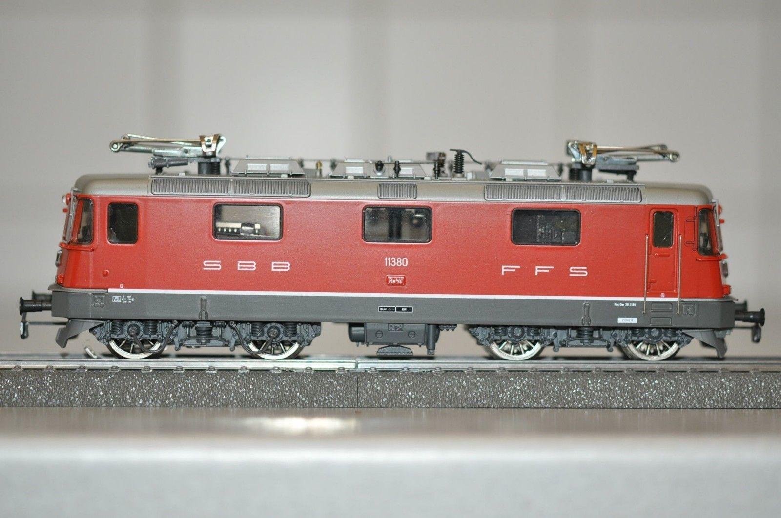 画像1: 鉄道模型 ハグ HAG 165 Re 4/4 電気機関車 HOゲージ