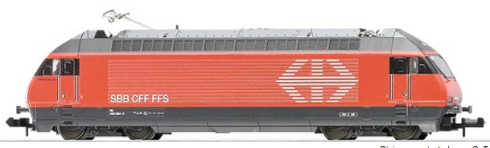 画像1: 鉄道模型 ミニトリックス MiniTrix 16761 SBB Re460 電気機関車 Nゲージ