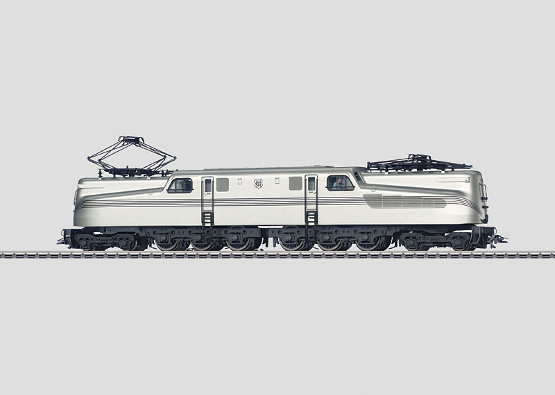 画像1: 鉄道模型 メルクリン Marklin 37491 PRR GG-1 電気機関車 メタル仕様 HOゲージ