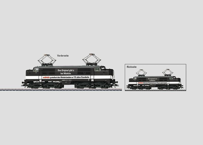 画像1: 鉄道模型 メルクリン Marklin 37128 NS 1200 電気機関車 175周年記念限定品 HOゲージ
