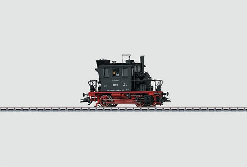 画像1: 鉄道模型 メルクリン Marklin 36863 グラスカステン DB 98.3 蒸気機関車 HOゲージ