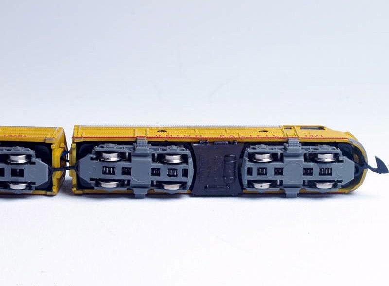 画像3: 鉄道模型 メルクリン Marklin 8832 ミニクラブ mini-club アメリカ ユニオンパシフィック F7 A-B-A ディーゼル機関車 Zゲージ