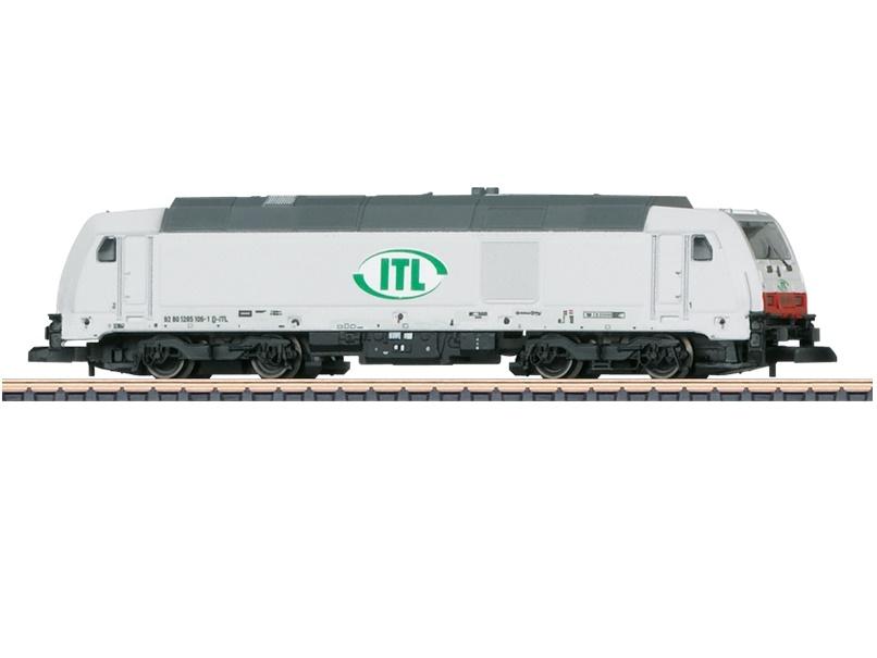 画像1: 鉄道模型 メルクリン Marklin 88371 ミニクラブ mini-club CB 285 電気式ディーゼル機関車 Zゲージ