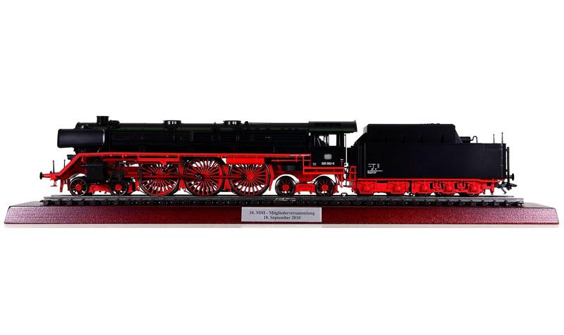 画像1: 鉄道模型 メルクリン Marklin 39051 DB BR 05 003-9 蒸気機関車 HOゲージ