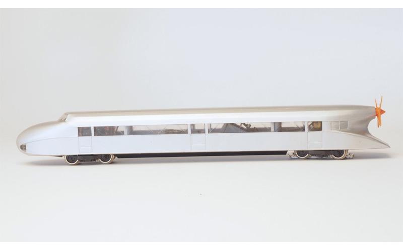 画像2: 鉄道模型 メルクリン Marklin 3077 ドイツ プロペラ推進高速鉄道 レールツェッペリン HOゲージ