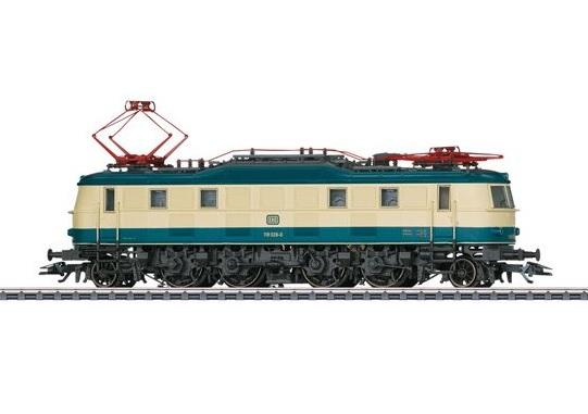 画像1: 鉄道模型 メルクリン Marklin 37685 DB 118 電気機関車 HOゲージ
