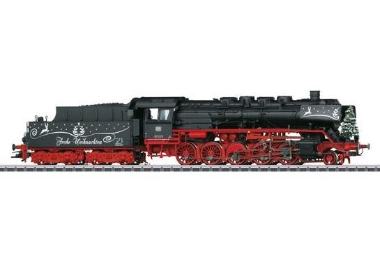 画像1: 鉄道模型 メルクリン Marklin 37899 DB 50 貨物用 蒸気機関車 HOゲージ