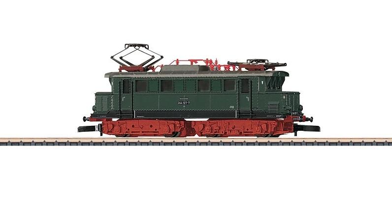 画像1: 鉄道模型 メルクリン Marklin 88113 ミニクラブ mini-club DR E 244 電気機関車 Zゲージ