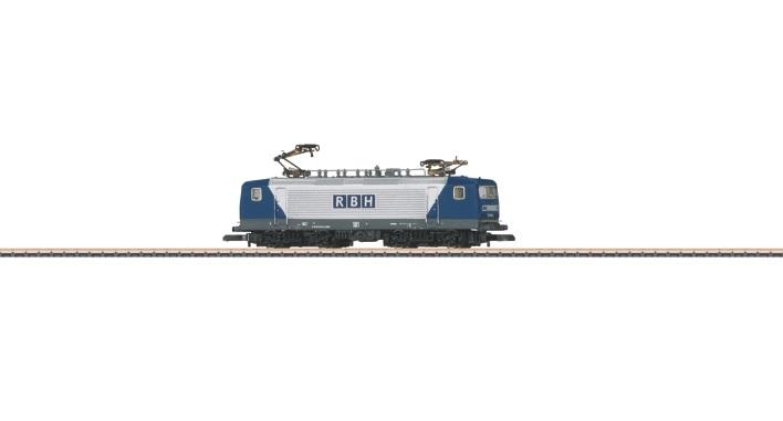 画像1: 鉄道模型 メルクリン Marklin 88435 ミニクラブ mini-club RBH 143 電気機関車 Zゲージ