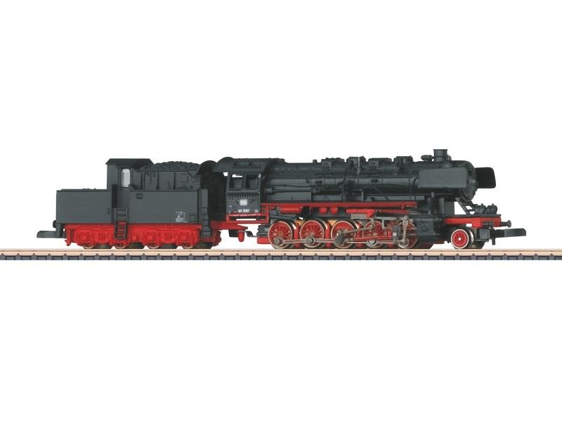 画像1: 鉄道模型 メルクリン Marklin 88842 ミニクラブ mini-club DB 50 貨物用 蒸気機関車 Zゲージ