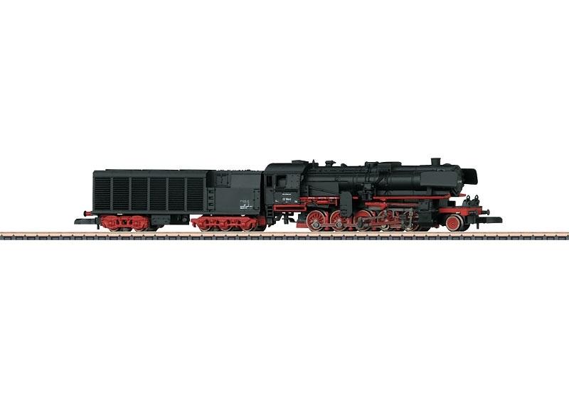 画像1: 鉄道模型 メルクリン Marklin 88830 ミニクラブ mini-club DB 52 蒸気機関車 Zゲージ