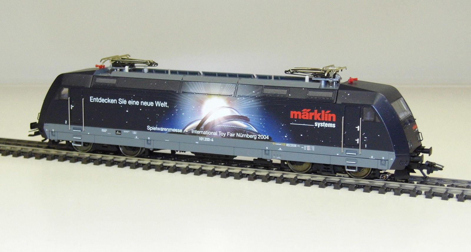 画像1: 鉄道模型 メルクリン Marklin 37386 BR 101 電気機関車 トイフェア限定品 HOゲージ