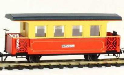 画像4: 鉄道模型 ミニトレインズ Minitrains MT-1401 MT ツィラータール鉄道 トレインセット HOn30 ナローゲージ(9mm)