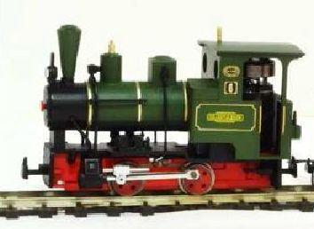 画像2: 鉄道模型 ミニトレインズ Minitrains MT-1401 MT ツィラータール鉄道 トレインセット HOn30 ナローゲージ(9mm)