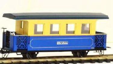 画像3: 鉄道模型 ミニトレインズ Minitrains MT-1401 MT ツィラータール鉄道 トレインセット HOn30 ナローゲージ(9mm)