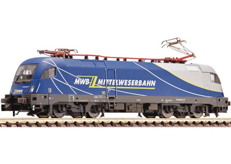 画像1: 鉄道模型 フライシュマン Fleischmann 731110 Rh 1116 NWB Mittelweserbahn 電気機関車 Nゲージ