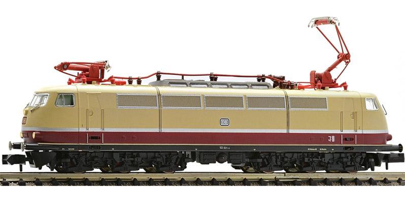 画像1: 鉄道模型 フライシュマン Fleischmann 781505 DB BR 103 001-4 電気機関車 Nゲージ