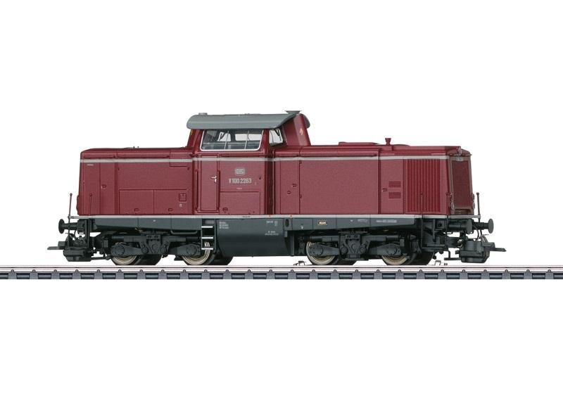 画像1: 鉄道模型 メルクリン Marklin 37008 DB  V 100.20 ディーゼル機関車 HOゲージ