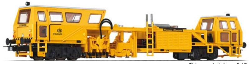 画像1: 鉄道模型 リリプット Liliput 136104 マルチプルタイタンパー 線路保線作業車 HOゲージ