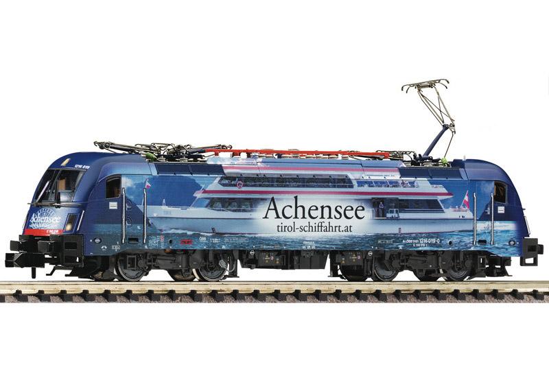 画像1: 鉄道模型 フライシュマン Fleischmann 731218 Achensee 1216 019-0 電気機関車 Nゲージ