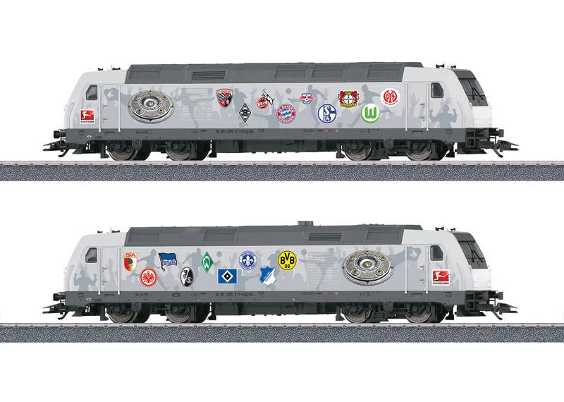 画像1: 鉄道模型 メルクリン Marklin 36655 DB class 285 ディーゼル機関車 HOゲージ