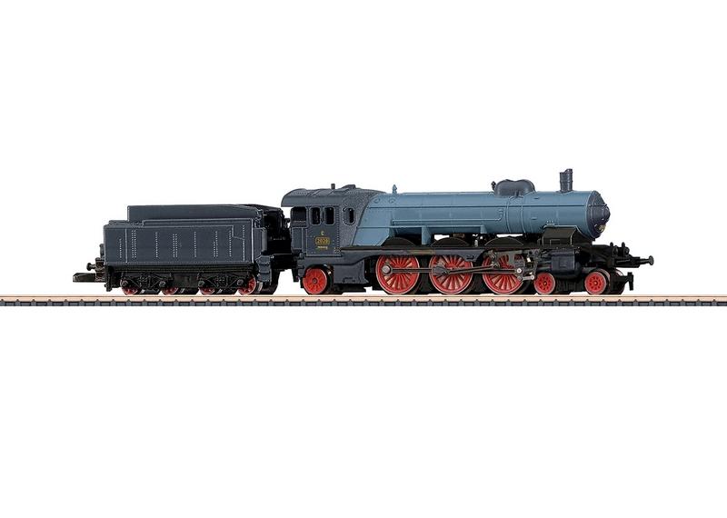 画像1: 鉄道模型 メルクリン Marklin 88185 ミニクラブ mini-club class C express 蒸気機関車 Zゲージ