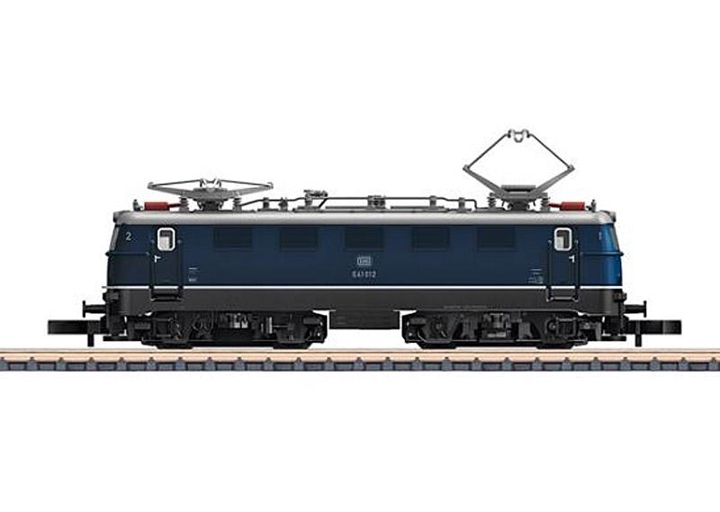 画像1: 鉄道模型 メルクリン Marklin 88353 ミニクラブ mini-club E41 電気機関車 Zゲージ