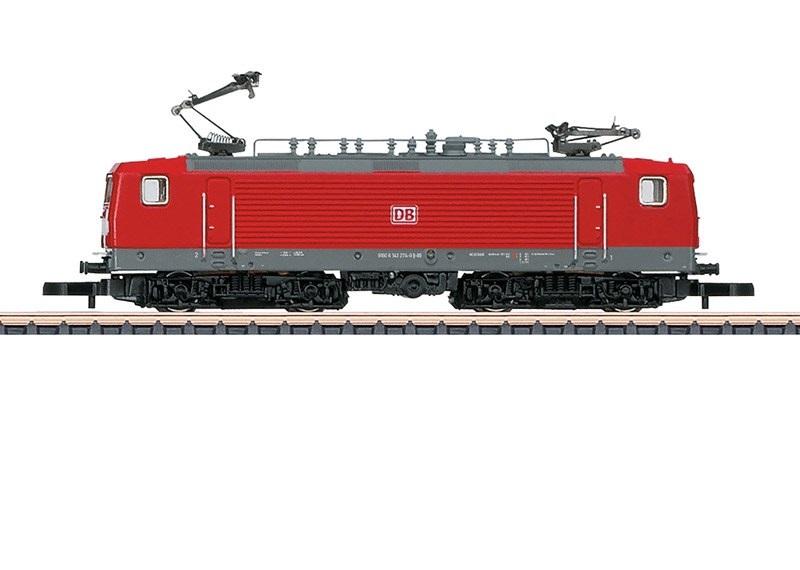 画像1: 鉄道模型 メルクリン Marklin 88437 ミニクラブ mini-club DB AG 143 電気機関車 Zゲージ