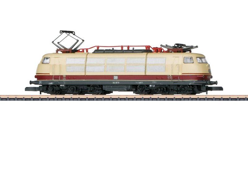 画像1: 鉄道模型 メルクリン Marklin 88544 ミニクラブ mini-club DB 103.1 電気機関車 Zゲージ