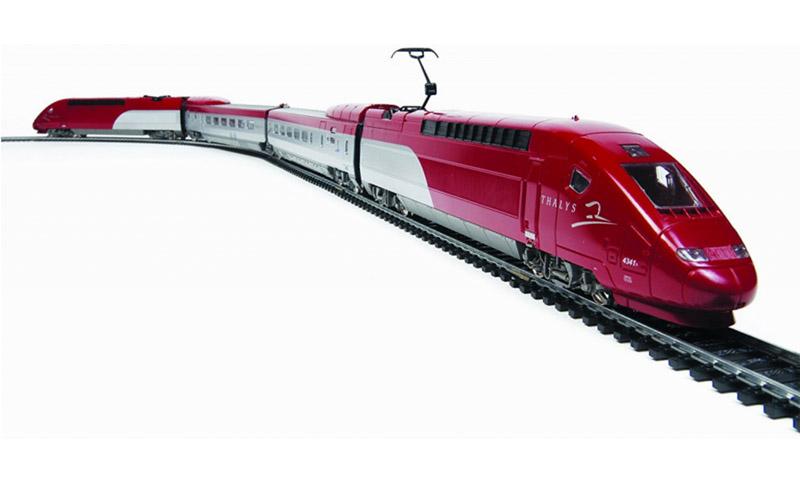 画像2: 鉄道模型 Mehano T106 TGV タリス THALYS スターターセット HOゲージ
