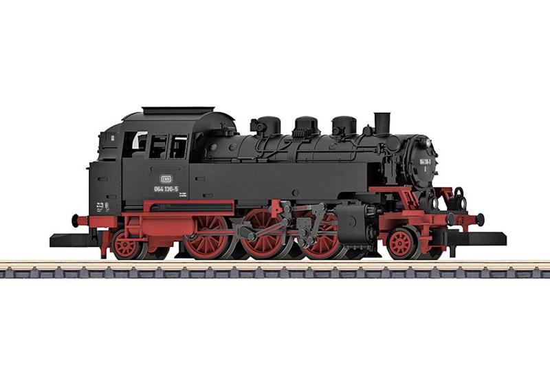 画像1: 鉄道模型 メルクリン Marklin 88742 ミニクラブ mini-club DB 064 蒸気機関車 Zゲージ