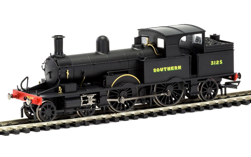 画像2: 鉄道模型 HORNBY ホーンビィ R3422 SR 4-4-2T '3125' Adams Radial 415 蒸気機関車 OOゲージ