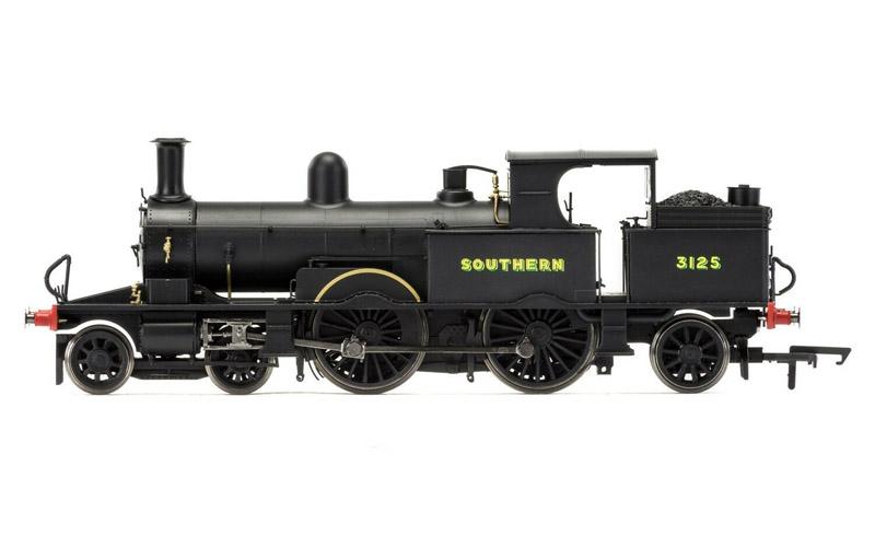 画像1: 鉄道模型 HORNBY ホーンビィ R3422 SR 4-4-2T '3125' Adams Radial 415 蒸気機関車 OOゲージ