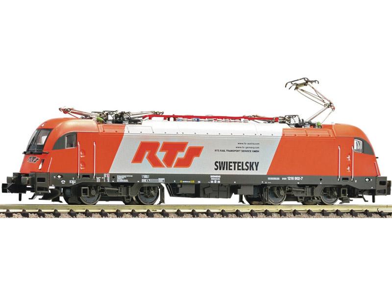 画像1: 鉄道模型 フライシュマン Fleischmann 731211 Taurus Rh1216 902-7 RTS 電気機関車 Nゲージ