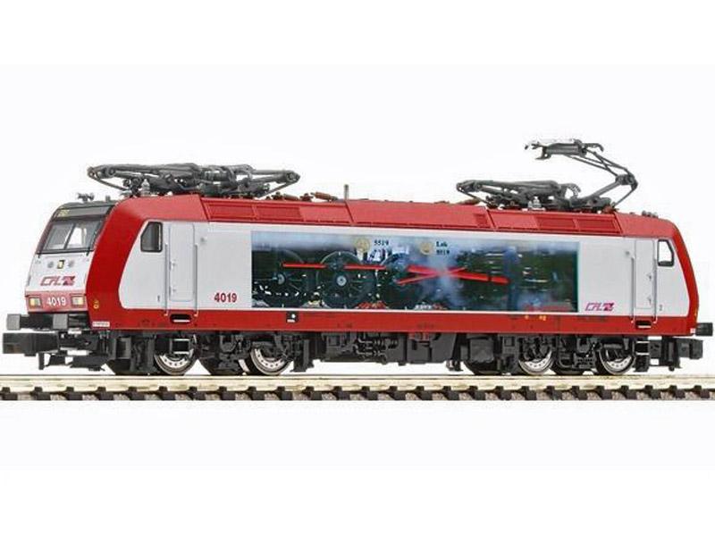 画像1: 鉄道模型 フライシュマン Fleischmann 738510 4019 CFL 電気機関車 Nゲージ