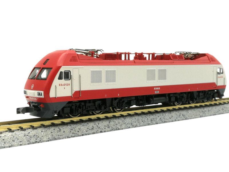 画像1: 鉄道模型 KUNTER SS9G 中国 韶山9改 電気機関車 EL Nゲージ