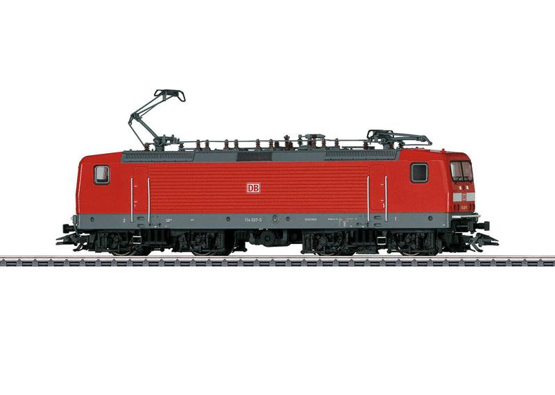 画像1: 鉄道模型 メルクリン Marklin 37426 DB AG Class 114 電気機関車 HOゲージ