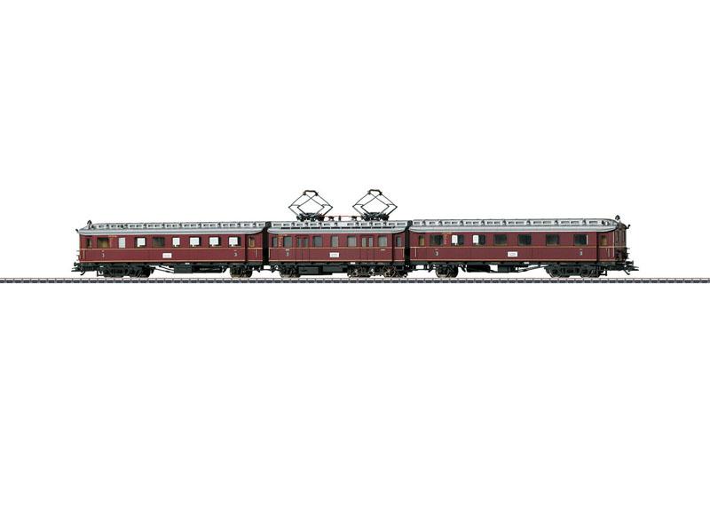 画像2: 鉄道模型 メルクリン Marklin 37487 ET 87 電車 HOゲージ