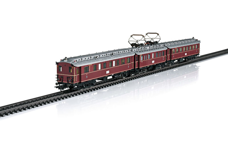 画像1: 鉄道模型 メルクリン Marklin 37487 ET 87 電車 HOゲージ