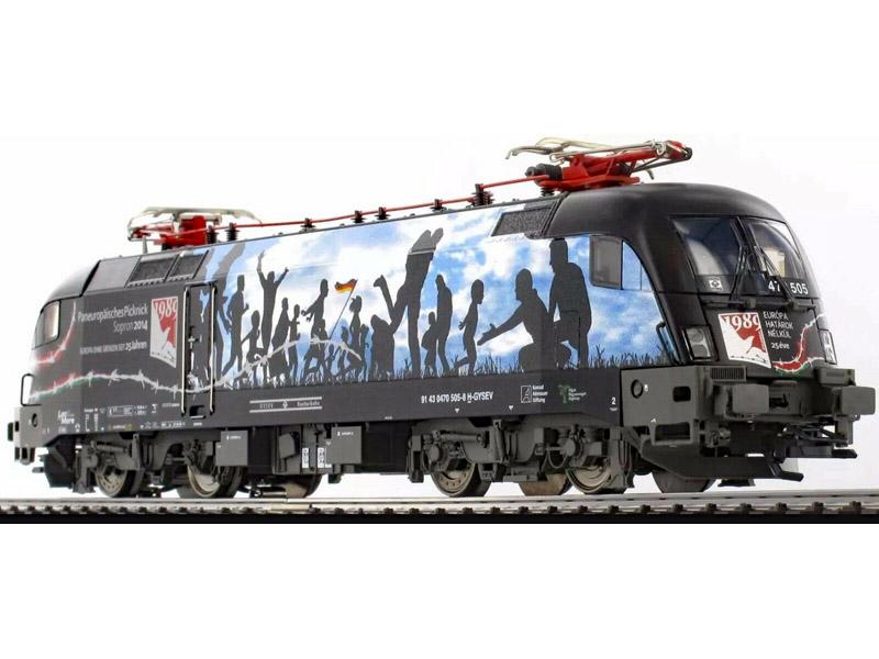 画像1: 鉄道模型 メルクリン Marklin 39844 BR 182 91 43 0470 505-8 電気機関車 HOゲージ