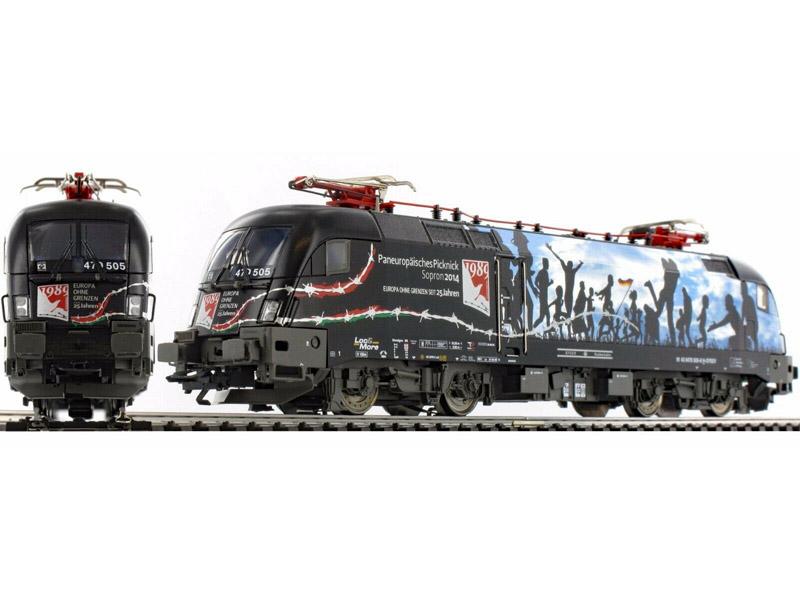 画像2: 鉄道模型 メルクリン Marklin 39844 BR 182 91 43 0470 505-8 電気機関車 HOゲージ