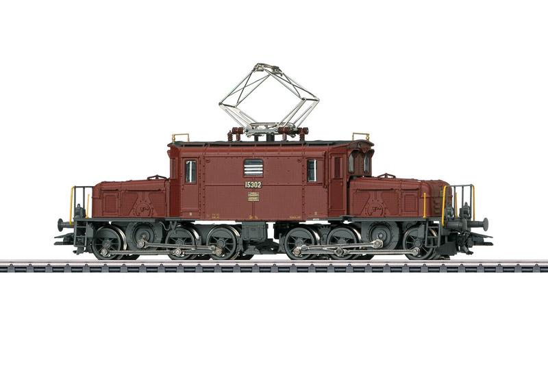 画像1: 鉄道模型 メルクリン Marklin 37511 De 6/6 電気機関車 HOゲージ