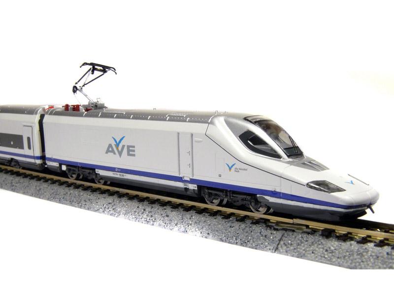画像1: 鉄道模型 Toptrain 60300 AVE 102 TALGO Renfe Nゲージ