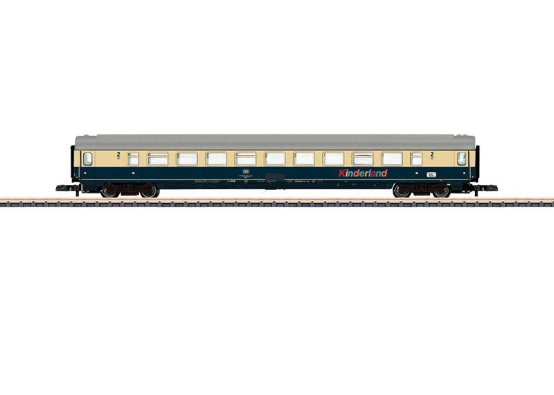 画像1: 鉄道模型 メルクリン Marklin 87591 ミニクラブ mini-club Kinderland 客車 Zゲージ
