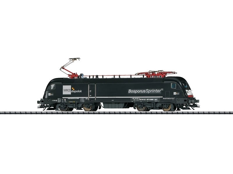 画像1: 鉄道模型 TRIX トリックス Trix 22642 ES64 U2-067 Taurus 電気機関車 HOゲージ