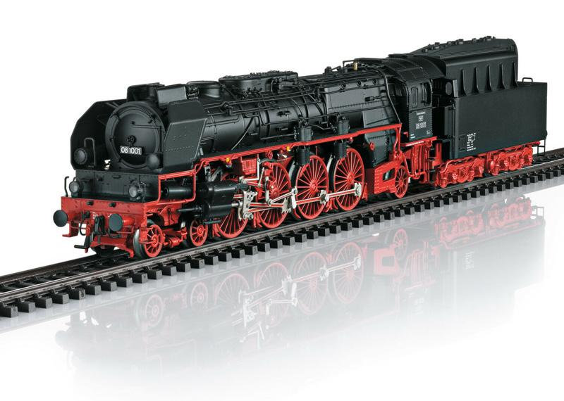 画像1: 鉄道模型 TRIX トリックス Trix 22912 DDR BR 08 1001 蒸気機関車 HOゲージ